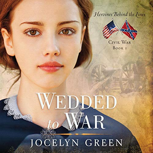 Wedded to War audiobook cover art