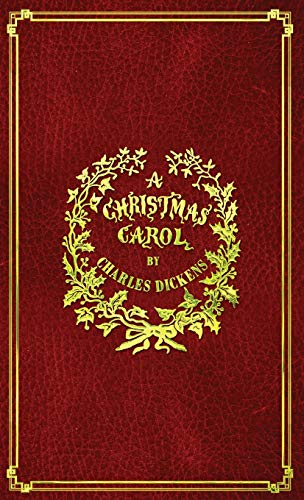 Dickens, C: Christmas Carol: With Original Illustrations In Full Color (Inglese)