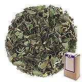 Núm. 1205: Té blanco 'Pai Mu Tan de maracuyá' - hojas sueltas - 500 g - GAIWAN® GERMANY - té blanco de China, caléndula
