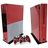 WPS Glossy Protecive Vinyl Decal Skin/Stickers Wrap Cover for Xbox One S Slim...