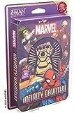Z Man Games ZMGMZ01 Marvel Infinity Guauntlet: Un Juego de Cartas de Amor, Colores Variados