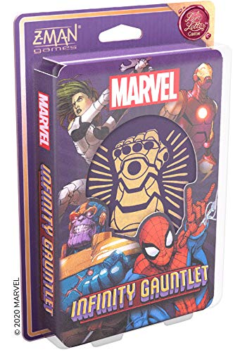 Z-Man Games Infinity Gauntlet: A Love Letter Game - Board Game - $7.49 @ Amazon + FS with Prime