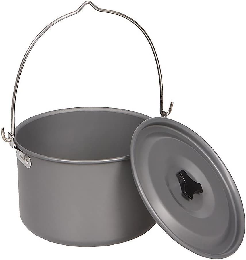 MyLifeUNIT Ranking TOP4 Camping Pot Cookware for Industry No. 1 Cooking Outdoo Portable