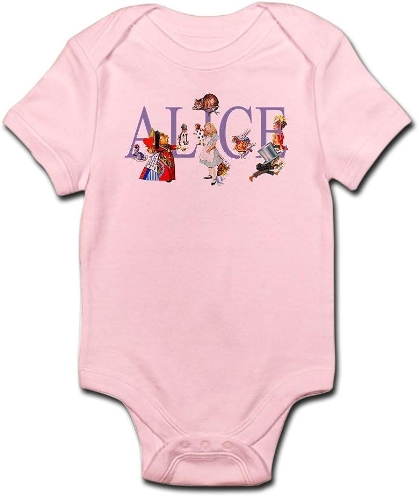 CafePress Alice Friends in Bodysuit Infant Baby Wonderland Limited Topics on TV price