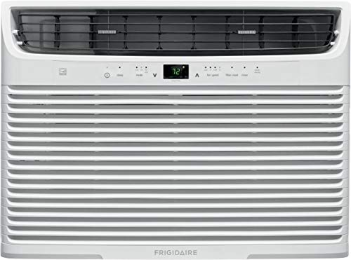 """Frigidaire FFRE123ZA1 22"""" Energy Star Window Mounted Air Conditioner with 12000 BTU, White"""