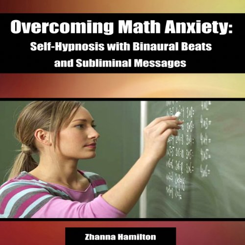 Overcoming Math Anxiety audiobook cover art