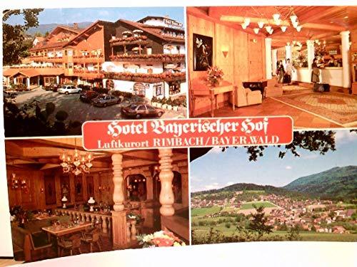 bayerischer wald lidl reisen