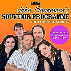John Finnemore's Souvenir Programme - The Complete Series 9