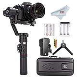 ZHIYUN Crane 2 (2018 Nouvelle) Caméra Stabilisateur Gimbal avec Servo Follow Focus Gratuit, 3-Axes Handheld Stabilisateur pour...
