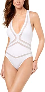 All Meshed Up Illusion One-Piece Swimsuit