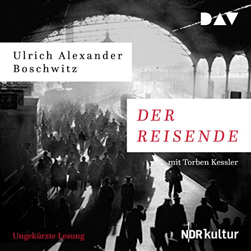 Der Reisende                   By:                                                                                                                                 Ulrich Alexander Boschwitz                               Narrated by:                                                                                                                                 Torben Kessler                      Length: 7 hrs and 26 mins     4 ratings     Overall 4.3