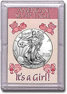 2018-1 Ounce American Silver Eagle in