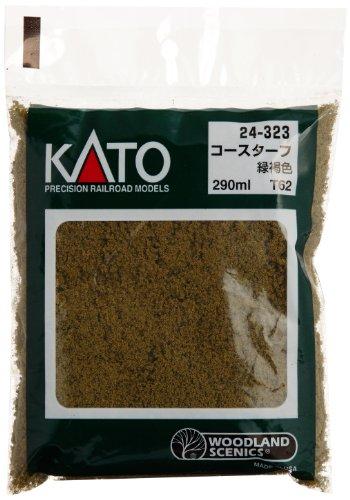 Kato 24-323 Coarse Turf Burnt Grass (japan import)