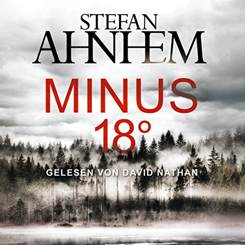 Minus 18 Grad audiobook cover art