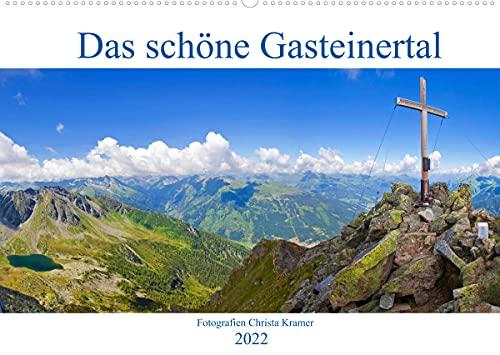 Das schöne Gasteinertal (Wandkalender...