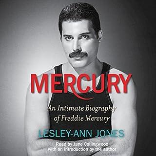 Mercury audiobook cover art