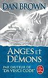 Anges et démons - Le Livre de Poche - 01/04/2015