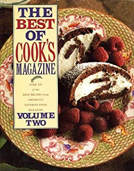 The Best of Cook's Magazine 093659909X Book Cover