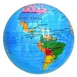 ALPI International, Ltd. Globe Squeeze Stress Ball - 3 inch