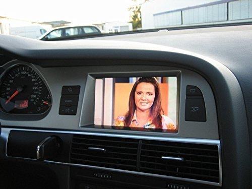 Suwtec MMI 2G TV Video Freischaltung TV Free MMI2G High Bild während der Fahrt