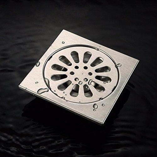 SDKKY Drain de plancher en acier inoxydable acier inoxydable drain drain de plancher économique