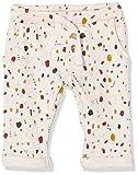Noppies Baby-Mädchen G Pants Regular Cairo AOP Hose, Mehrfarbig (Whisper White Melange P202), (Herstellergröße: 86)
