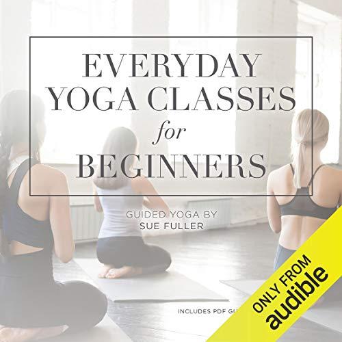 Everyday Yoga Classes for Beginners Titelbild