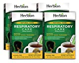 Herbion Naturals Respiratory Care (Pack of 2 Regular)