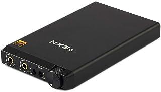 TOPPING NX3s ヘッドホンアンプ ポータブル HiFi オペアンプの変更をサポート(ブラック)