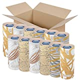 Kleenex Perfect Fit Facial Tissues, Car Tissues, 12 Canisters, 50 Tissues