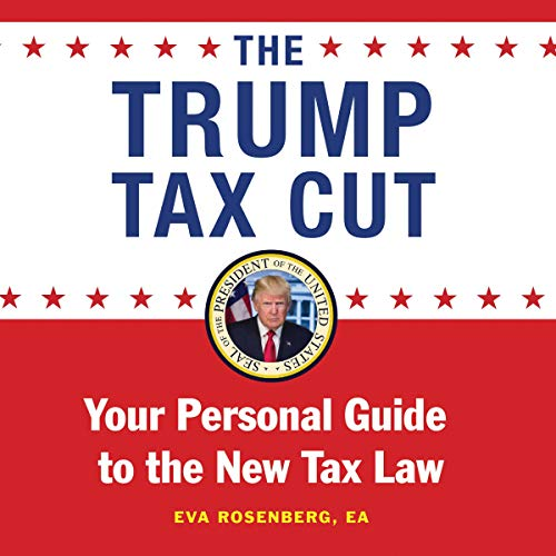 The Trump Tax Cut audiobook cover art