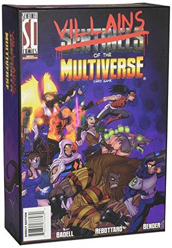 Sentinels of the Multiverse: Villains von die multiverse