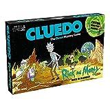 Winning Moves Cluedo Rick y Morty- versión en español