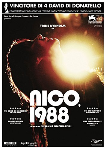Nico 1988 [Italia] [DVD]