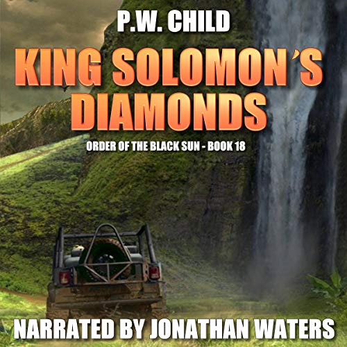 King Solomon's Diamonds cover art