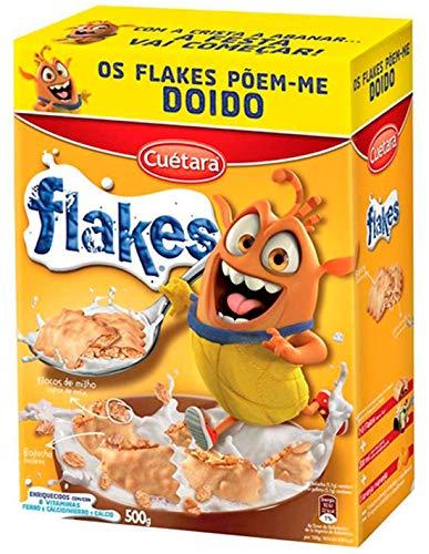 Cuétara - Galletas Flakes Cuétara 500 Gr