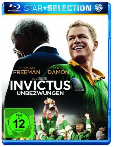 Invictus - Unbezwungen  (inkl. Digital Copy) [Blu-ray]