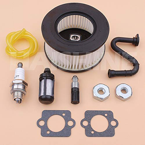 Replacement Parts for Huq Hd2 Air Filter Service Kit for Ms291 Stihl Ms 291 Ms291C Chainsaw Fuel Line Nuts