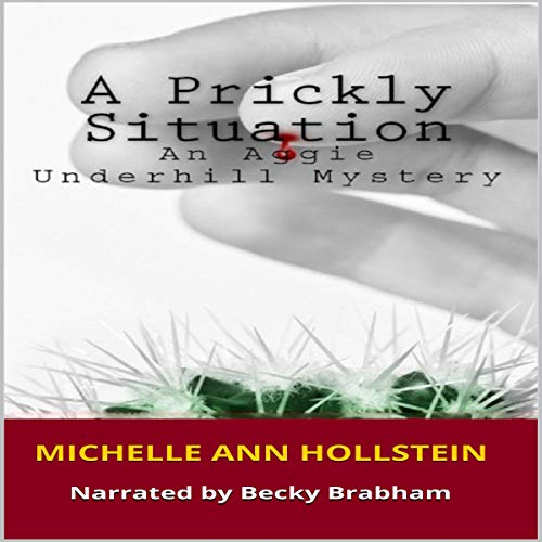 A Prickly Situation  By  cover art