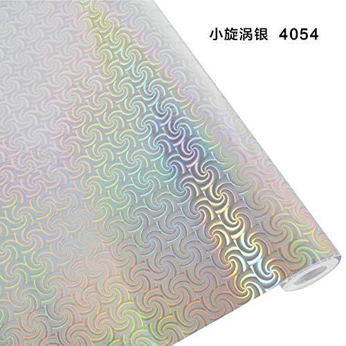 LZYMLG PVC selbstklebende Flash-Laser-Tapete Schlafsaal Schlafzimmer Wohnzimmer Wandaufkleber Glasfliesen Möbel Renovierung Aufkleber Silber A