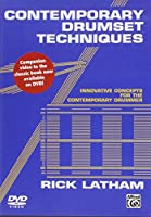 Contemporary Drumset Techniques: Innovative Concepts for the Contemporary Drummer [DVD]