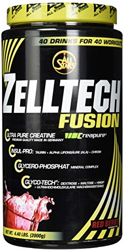All Stars Zell Tech Fusion 2000g Dose Red Berry