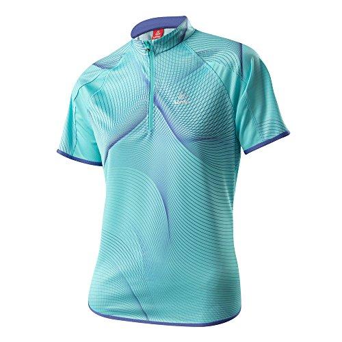 LÖFFLER Bike Shirt Spirit HZ Women - Polar
