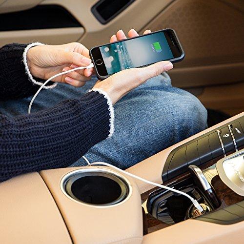 『WY 2ポートUSB車載充電器 [iPhone6s/6s Plus対応] 各社スマホ・iPadの車内充電 カーチャージャー 2.0A出力 小型 WY-CAR001』の2枚目の画像