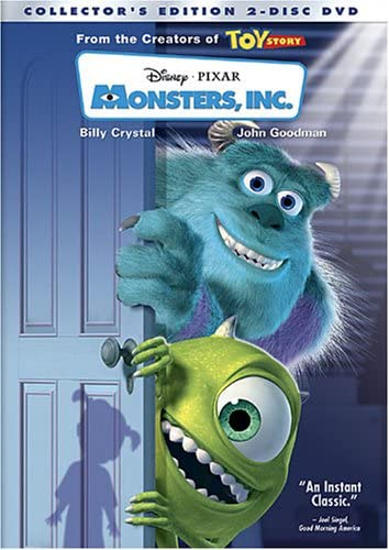 Monsters Inc Two Disc Collector s Edition product image