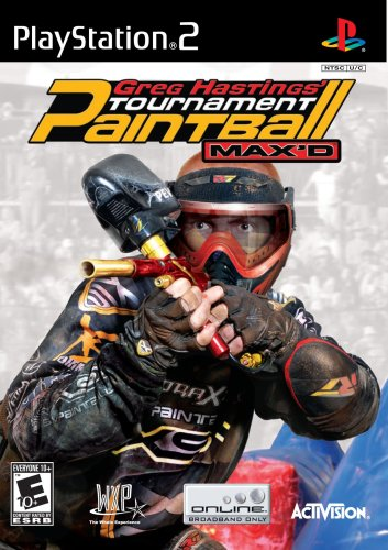Greg Hastings' Tournament Paintball Max'D - PlayStation 2