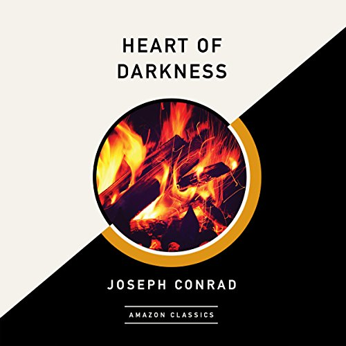 Couverture de Heart of Darkness (AmazonClassics Edition)