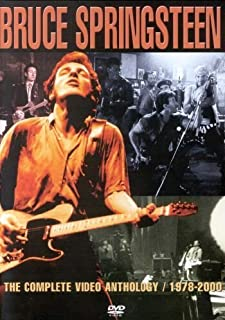 Bruce Springsteen: Video Anthology 1978-1988 [DVD] [Import]
