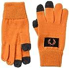 【爆下げ!】[フレッドペリー] 手袋 Process Brights Knit Gloves F19909 15_TANGERINE 日本 L (日本サイズL相当)が激安特価!