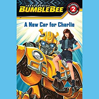 Transformers Bumblebee: Reader audiobook cover art
